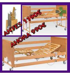 Cama electrónica de altura regulable Antares