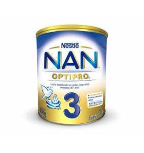NAN 3 OPTIPRO 800gr